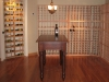 Wine Cellar Tasting Table