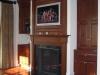 Plasma TV decorative surround.
