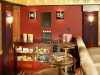 Home theater on HGTV candy counter