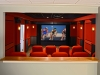 Home Theater from Bar area