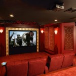 Art Deco Home Theatre