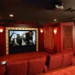 Art Deco Home Theatre