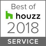 Houzz 2018 service